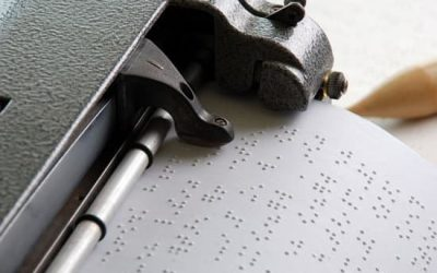 Blog: over goede voornemens en Louis Braille